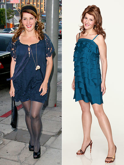 Nia Vardalos Weight Loss  40 Pounds